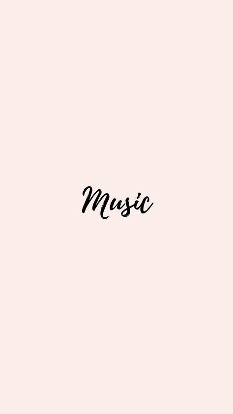 Pin Oleh Asma Bou Di Music Gambar Kertas Dinding Instagram
