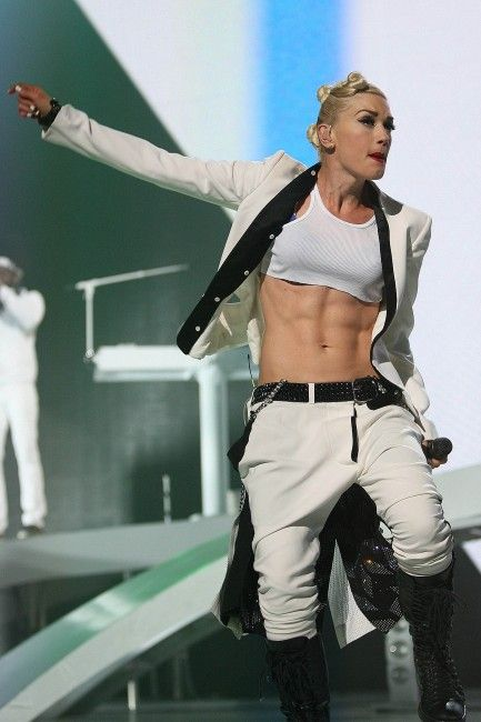 Gwen Stefani - not sure if I admire her more for her music ...