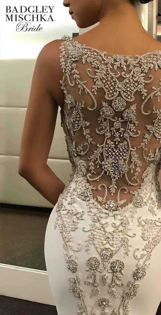 Bentley In 2020 Wedding Dresses Badgley Mischka Bridal Bridal
