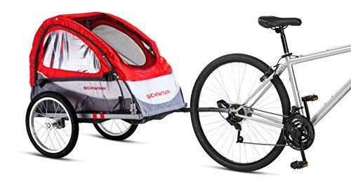 Top 10 Schwinn Bike Trailers Of 2020 Dog Bike Trailer Cool
