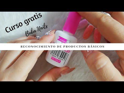 Videoclase 1 Curso Online Aplicación Básica Reconocimiento De Productos Manicuravip Com Acrylic Nail Shapes Nail Shapes Acrylic Nails