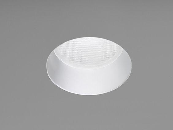 Spot LED pour plafond encastrable Raso Mini by PURALUCE