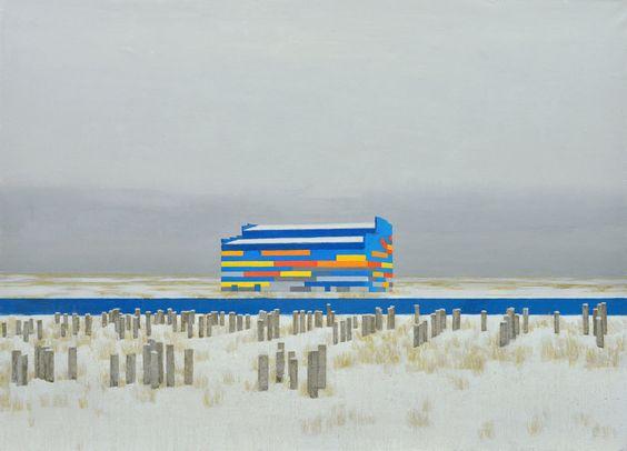 """""""ТЦ. Лего"""", 2015 х.м."""