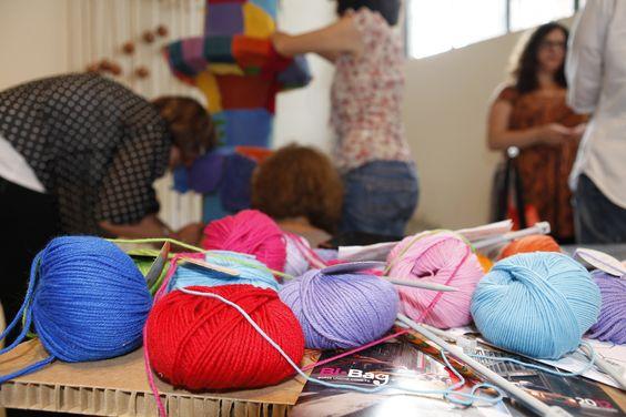 www.fashioncamp.it - Crowdknitting a FashionCamp