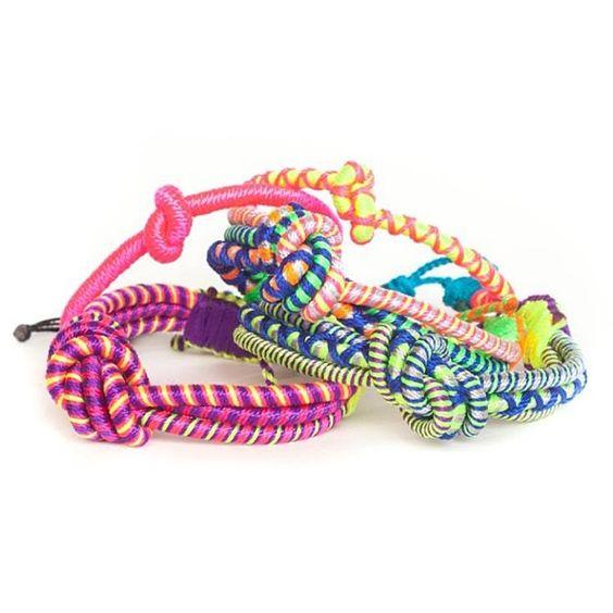 Sequence for Splendid Bracelets handcrafted in El Salvador #coloreveryday