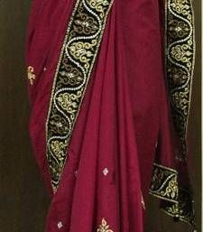Princess of Charms silk-saree @ http://www.mirraw.com/store/wedding-sarees