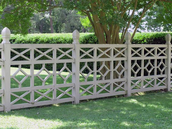Beautiful Fence Design And Notebooks On Pinterest