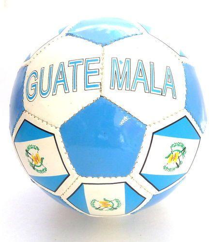 Guatemala Soccer Ball / Guatemala Flag