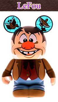 Lefou vinylmation! Kinda an underrated character but I love him :)