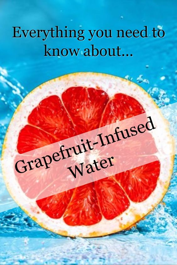 "Everything you need to know about... Grapefruit-Infused Water -- The ""best of"" what to buy, great grapefruit infused water recipes for weight loss, health info."