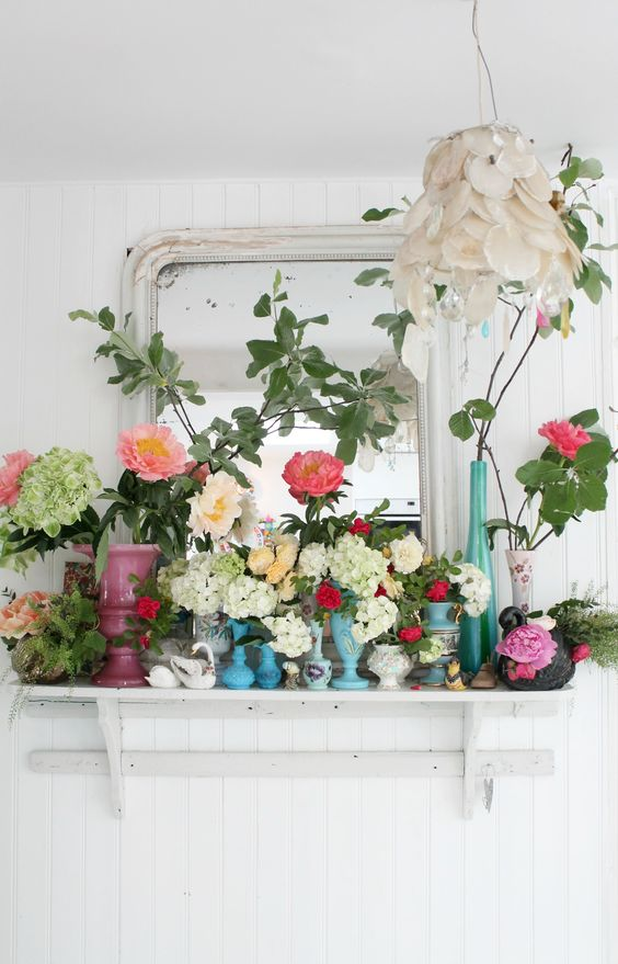 5 ways to decorate with Hydrangeas