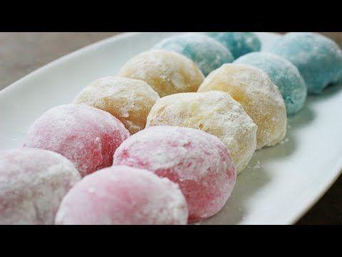 Pin By Karinine Tala On Food And Beverage Homemade Marshmallow Recipe Recipes With Marshmallows Mochi