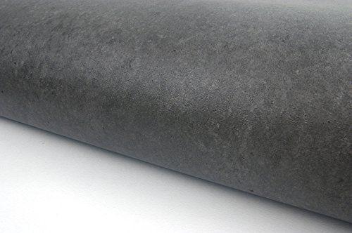 Adhesive Wallpaper Dark Grey Cement Concrete Roll Diy Project Furniture Kitchen Veryberrysticker Modern