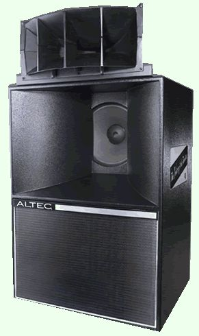 Altec Lansing Legacy A7 'Voice Of The Theatre' Speaker