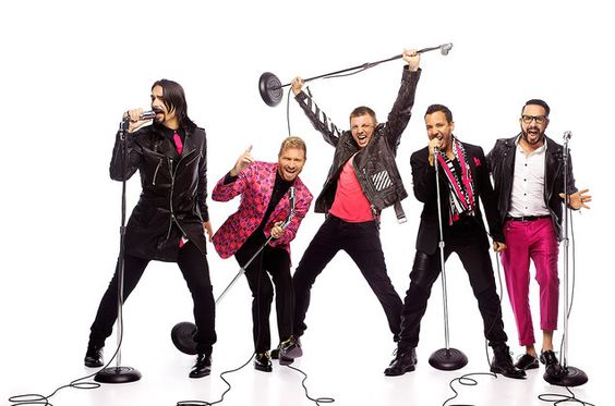 Backstreet Boys Las Vegas Residency 'Larger Than Life' Starts in March  Billboard