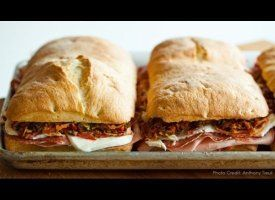 best sandwiches the US