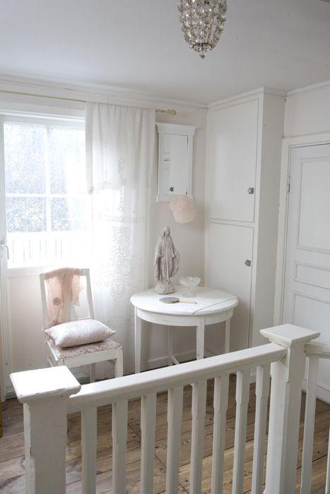 Villa Huvudsta Inredning