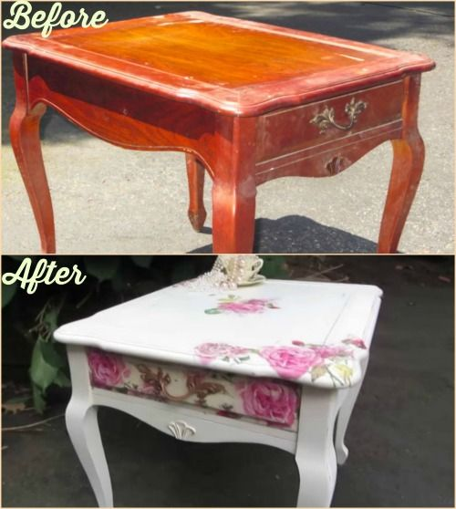 She Cuts Up Napkins To Transform A Table. The End Result Made Me Gasp!