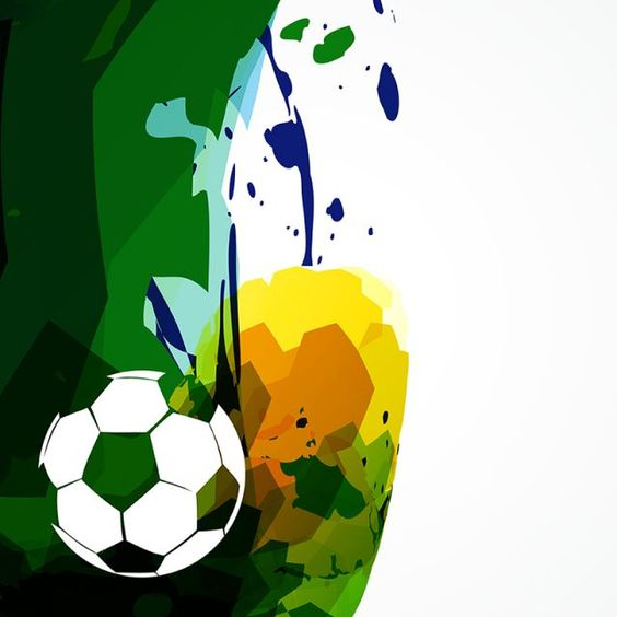 Vector Soccer Design Abstract Artistic Ball Png And Vector With Transparent Background For Free Download Sepak Bola Olahraga