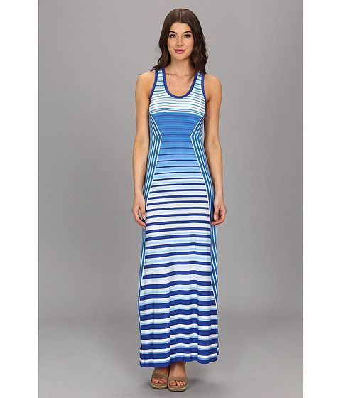 Calvin Klein Calvin Klein Printed Maxi Dress Multi Womens Dress for 54.99 at Im in!