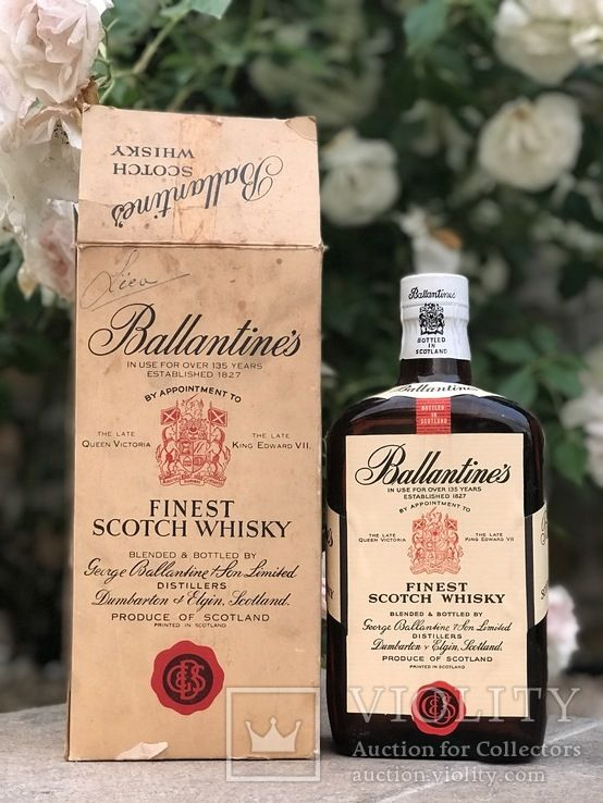 Ballantines Finest 1960h With Images
