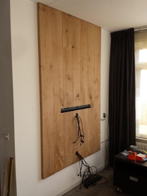 wegwerken kabels tegen de muur woonkamer tv meubel pinterest tvs. Black Bedroom Furniture Sets. Home Design Ideas