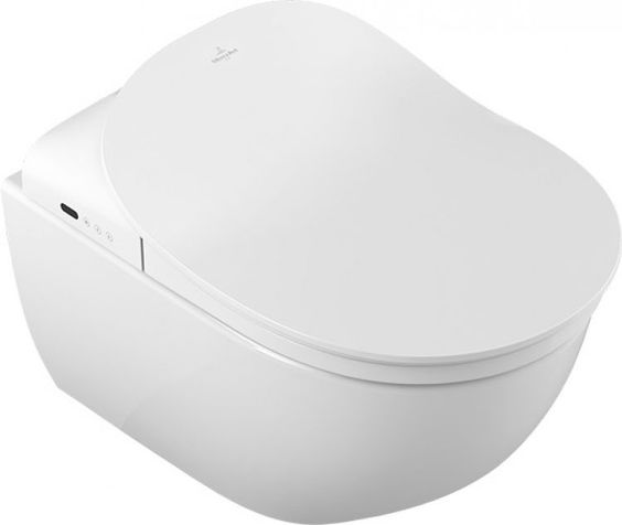 Villeroy&Boch ViClean L4, SUBWAY 2.0 Wand-WC weiß, spülrandlos + Anschlussset | eBay