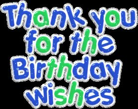 thanks friends for the birthday wishes images for facebook ...