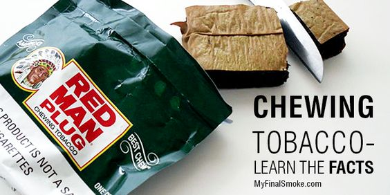 Chewing Tobacco – Learn the Facts