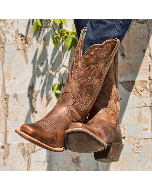 Ariat Women S Legend Boot Sassy Brown If The Shoe Fits