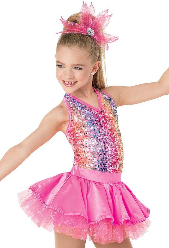 Weissman™ | Rainbow Sequin Halter Dress