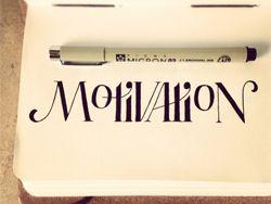Sean McCabe -  Motivation  #Type  #Designer, #Letterer  #Illustrator