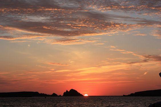 Minorcan sunrise