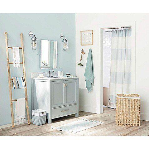 Serene Bathroom Serene Bathroom Blue Bathroom Interior Modern Master Bathroom