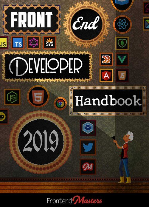 Free Book 4 Front End Developer Handbook One Of The Most Loved