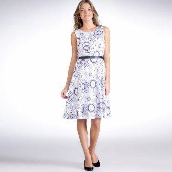 женские платья из индии