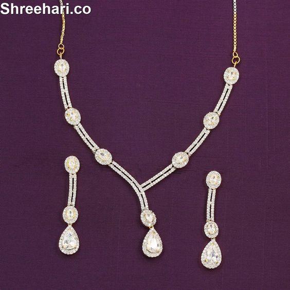 http://www.shreehari.co/ Jewellery for INR 2,575.00 http://bit.ly/1OSjEd0