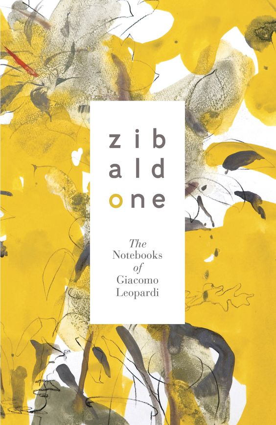 The lovely work of Jasmine Fulford on the cover of the forthcoming Zibaldone