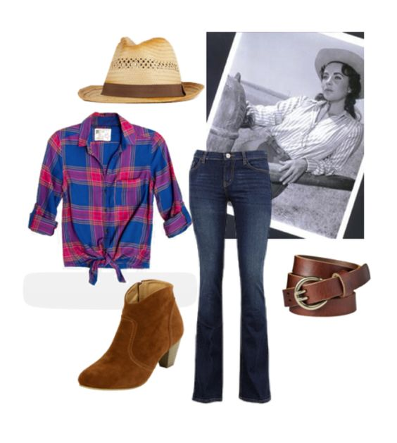 5 halloween costumes you already own cowgirl costume - Halloween Costumes You Already Own