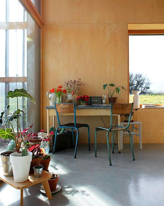 Adeline Lyon Inside Closet Canape Bo Concept Cabanas Chaises Tolix
