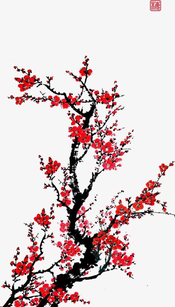 Pin De My Info En Cuerpo Y Alma Obras De Arte En Japón Arte De Flor De Cerezo Arte Asiático