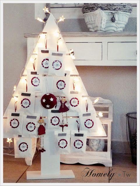 Decorações de Natal rápidas, práticas e belas!