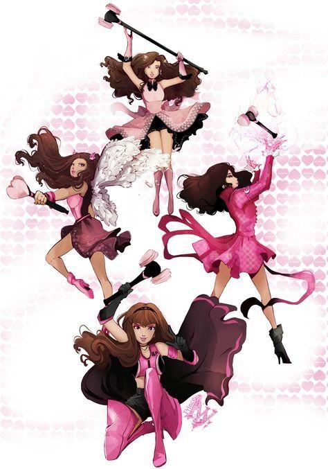 Jeux En Ligne Fille Ado : ligne, fille, Épinglé, Granger, BLACKPINK, Dessin, Princesse,, Tenue, Samouraï,