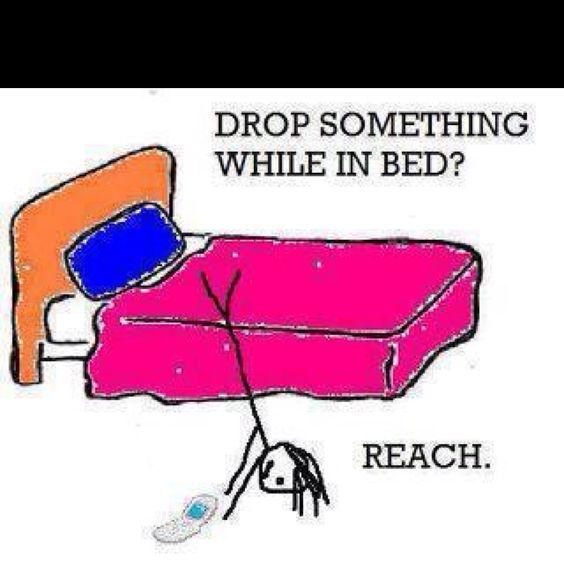 I so do this....