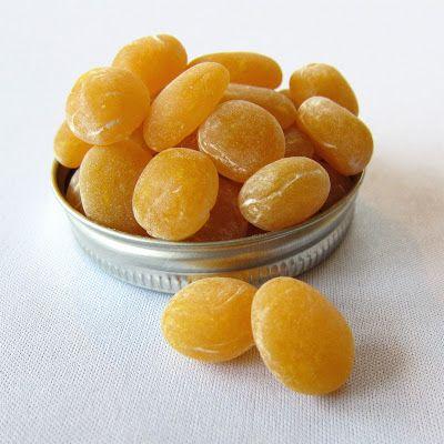 Clever Wren: Homemade Lemon Drops