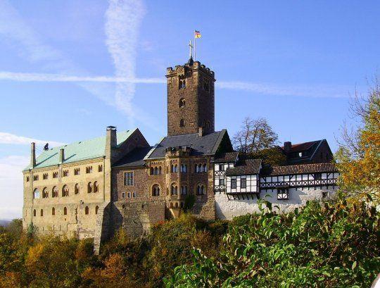 Wartburg Eisenach Thuringia Germany Denmark Eisenach Germany Thuringia Wartburg Germany Castles Thuringia Germany
