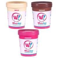 Wheyhey Protein Ice Cream 500ml