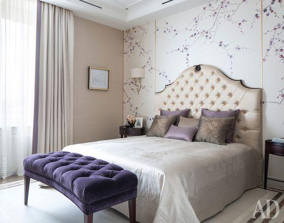 avangard yatak başı modeli-yatak odası takımı-yatak başı
