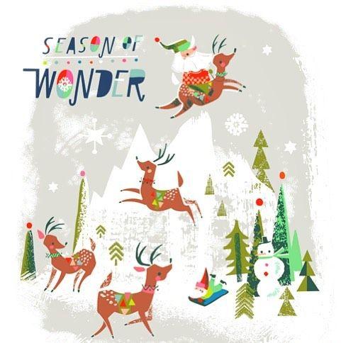 Looking At My Feed Think I Have A Santa Problem Santaonthebrain Jennifernelsonartists Heimtextil Christmas Ornaments Christmas Novelty Christmas