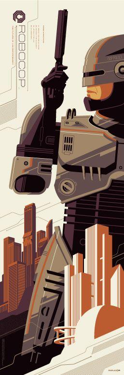 Robocop - Tom Whalen